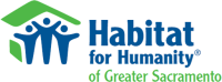 Habitat for Humanity of Greater Sacramento Logo